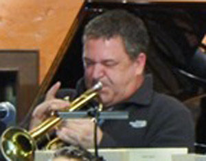 Kevin Turcotte - trumpet Rex Hotel Orchestra
