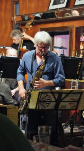 Mike Murley tenor sax Rex Hotel Orchestra