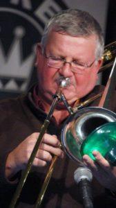 Al Kay - lead trombone Rex Hotel Orchestra
