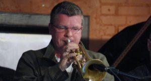 Brian O'Kane - trumpet Rex Hotel Orchestra