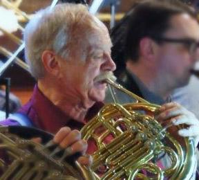 James Macdonald - horn Rex Hotel Orchestra