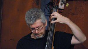 Jim Vivian- bass Rex Hotel Orchestra