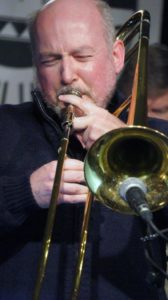 Rob Somerville - trombone Rex Hotel Orchestra
